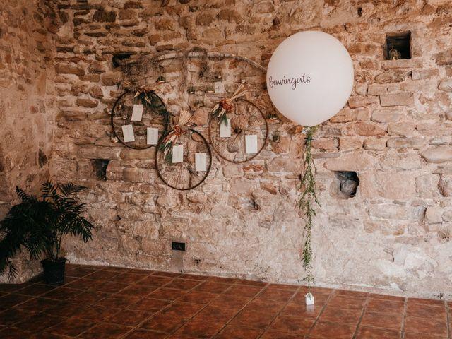 La boda de Adolfo y Elena en Sant Marti De Tous, Barcelona 8