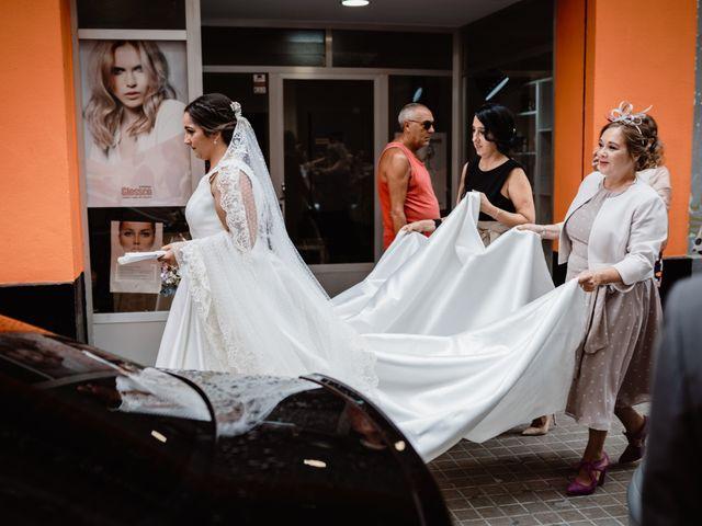 La boda de Lázaro y Blanca en Naquera, Valencia 13