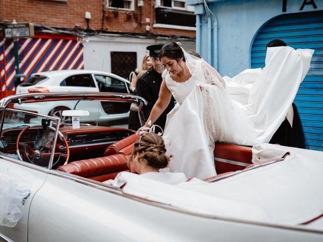La boda de Lázaro y Blanca en Naquera, Valencia 14