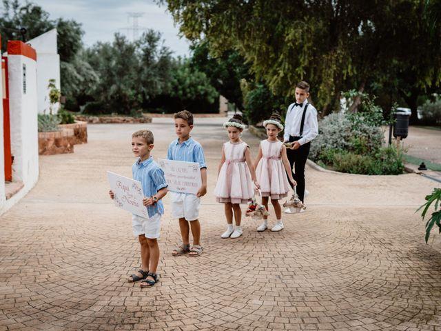 La boda de Lázaro y Blanca en Naquera, Valencia 16