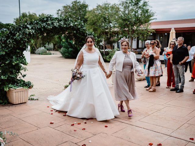 La boda de Lázaro y Blanca en Naquera, Valencia 17