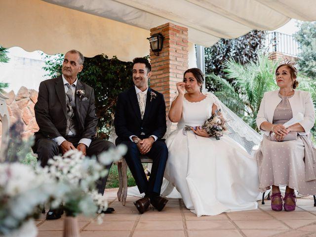 La boda de Lázaro y Blanca en Naquera, Valencia 19