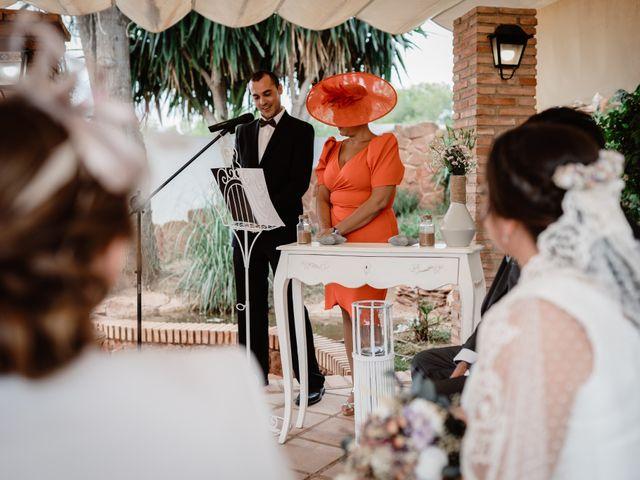 La boda de Lázaro y Blanca en Naquera, Valencia 20