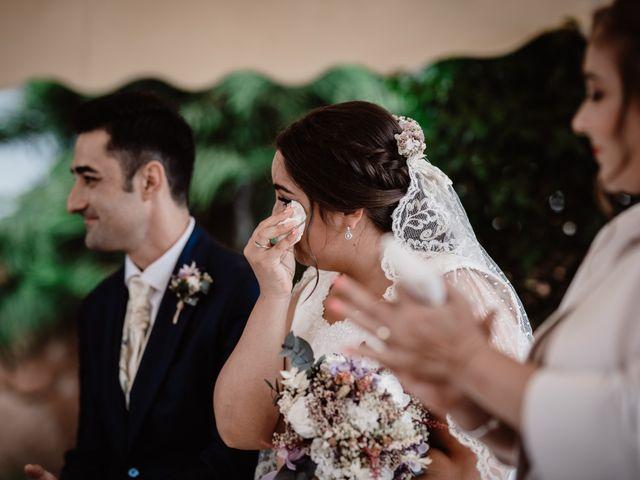 La boda de Lázaro y Blanca en Naquera, Valencia 21