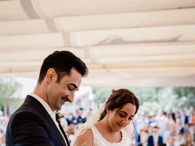 La boda de Lázaro y Blanca en Naquera, Valencia 22