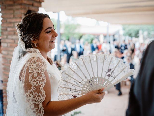 La boda de Lázaro y Blanca en Naquera, Valencia 23