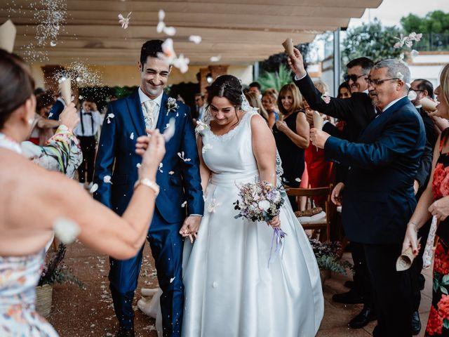 La boda de Lázaro y Blanca en Naquera, Valencia 25
