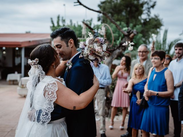 La boda de Lázaro y Blanca en Naquera, Valencia 26