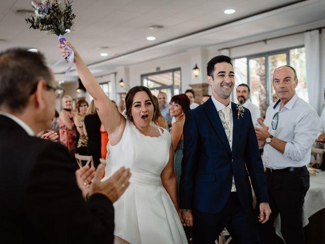 La boda de Lázaro y Blanca en Naquera, Valencia 27