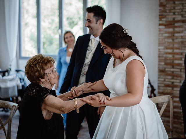 La boda de Lázaro y Blanca en Naquera, Valencia 29