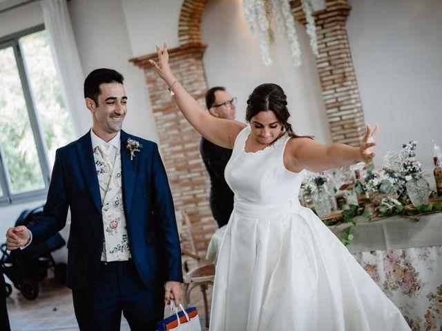 La boda de Lázaro y Blanca en Naquera, Valencia 33