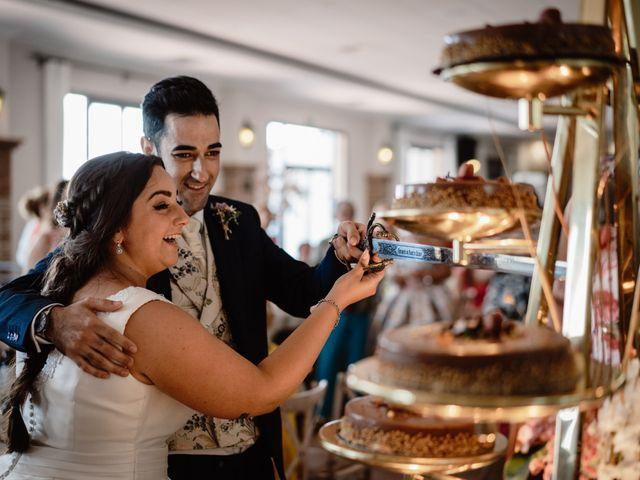 La boda de Lázaro y Blanca en Naquera, Valencia 35