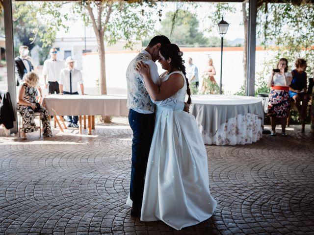 La boda de Lázaro y Blanca en Naquera, Valencia 36