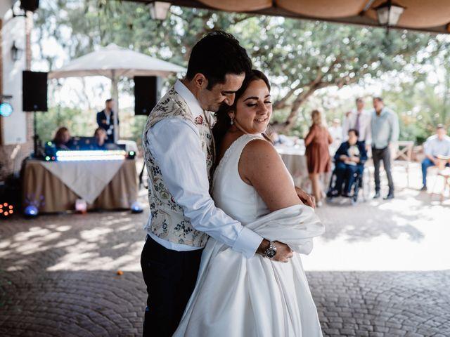 La boda de Lázaro y Blanca en Naquera, Valencia 37
