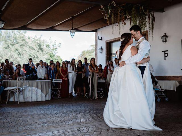 La boda de Lázaro y Blanca en Naquera, Valencia 38