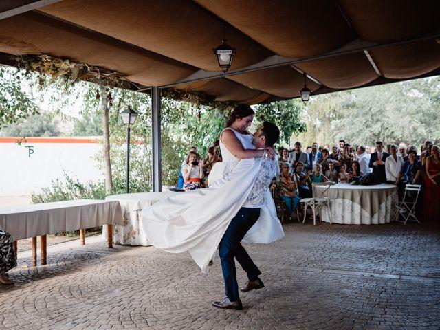 La boda de Lázaro y Blanca en Naquera, Valencia 39