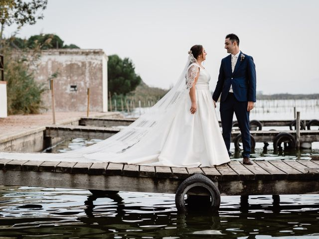La boda de Lázaro y Blanca en Naquera, Valencia 42