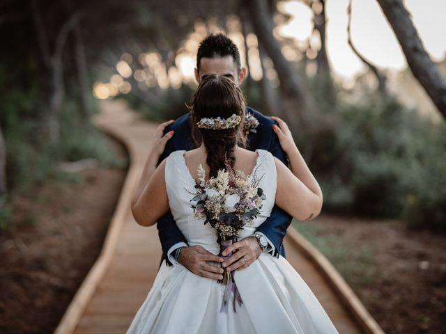 La boda de Lázaro y Blanca en Naquera, Valencia 46