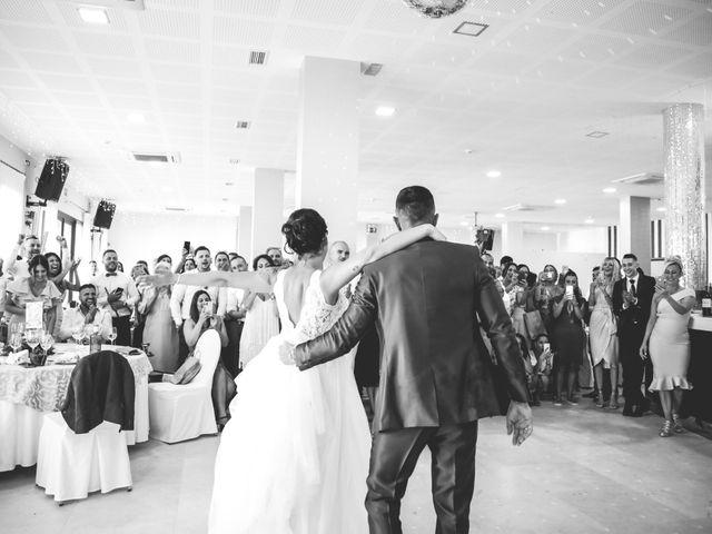 La boda de Estefanía y Ale