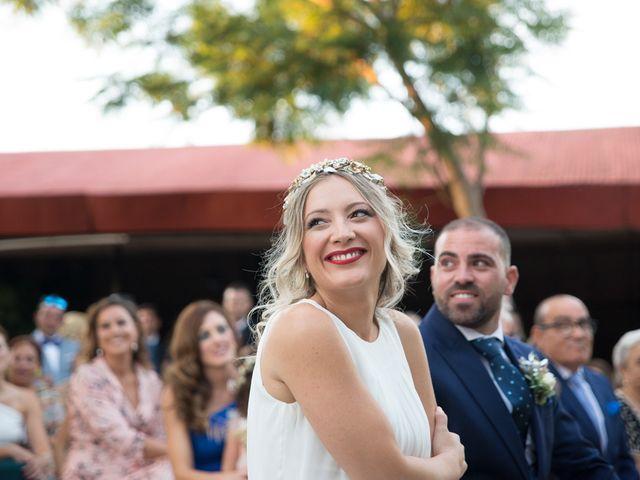 La boda de José Manuel y Rocío en Chiclana De La Frontera, Cádiz 19