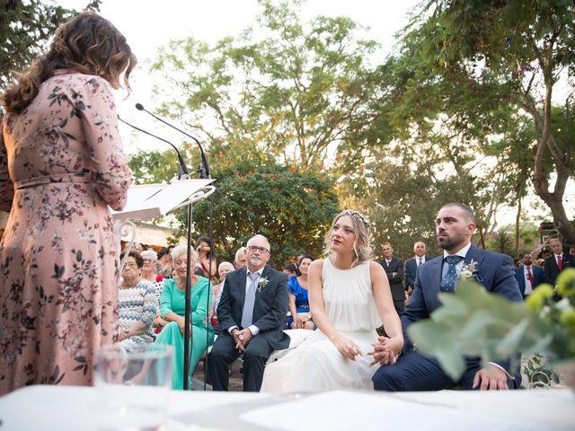 La boda de José Manuel y Rocío en Chiclana De La Frontera, Cádiz 21