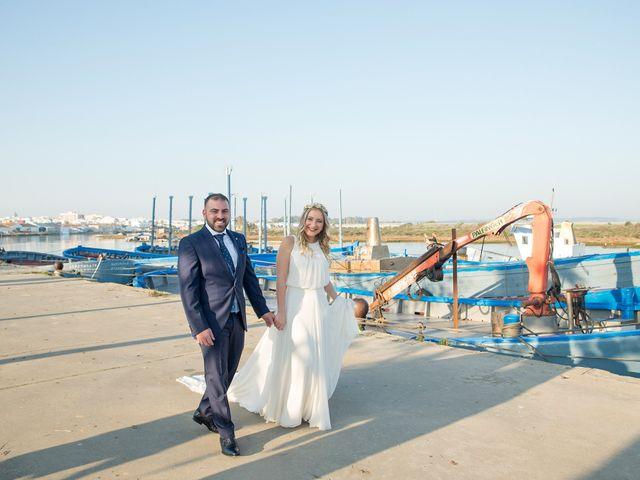 La boda de José Manuel y Rocío en Chiclana De La Frontera, Cádiz 32