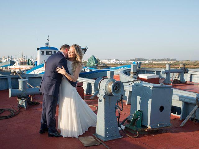 La boda de José Manuel y Rocío en Chiclana De La Frontera, Cádiz 34