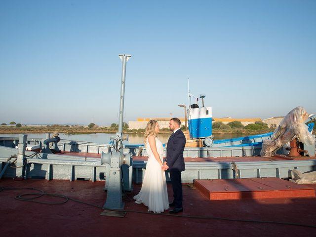 La boda de José Manuel y Rocío en Chiclana De La Frontera, Cádiz 35