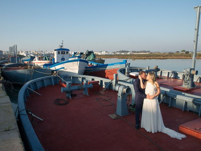 La boda de José Manuel y Rocío en Chiclana De La Frontera, Cádiz 37