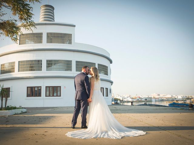 La boda de José Manuel y Rocío en Chiclana De La Frontera, Cádiz 39