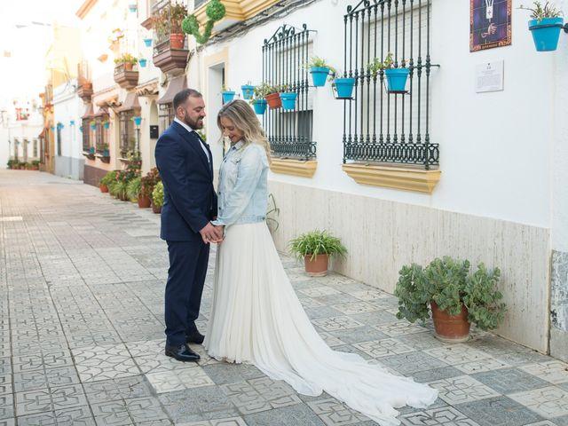 La boda de José Manuel y Rocío en Chiclana De La Frontera, Cádiz 43
