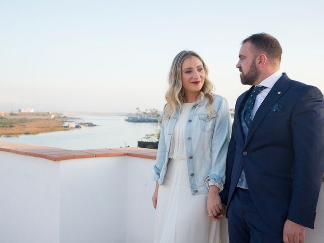 La boda de José Manuel y Rocío en Chiclana De La Frontera, Cádiz 44