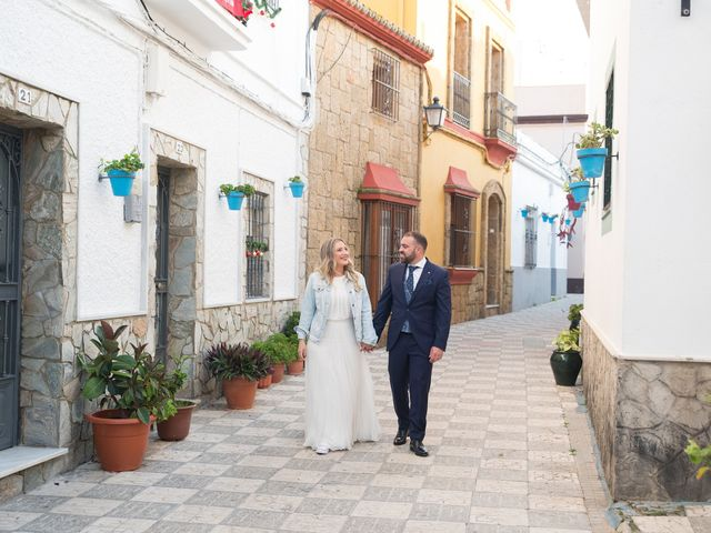La boda de José Manuel y Rocío en Chiclana De La Frontera, Cádiz 46