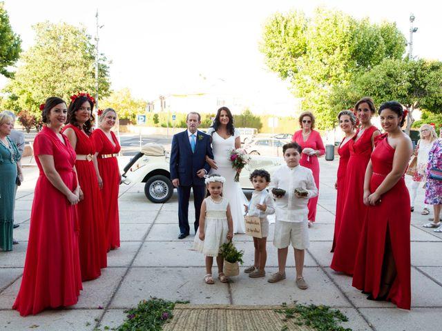 La boda de Pedro y Rocío en Córdoba, Córdoba 17