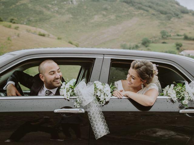 La boda de David y Esther en Argüeso, Cantabria 12