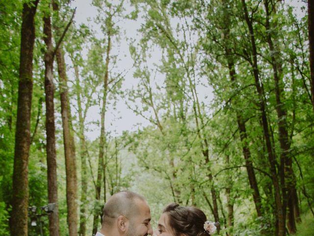 La boda de David y Esther en Argüeso, Cantabria 15