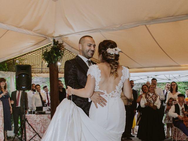 La boda de David y Esther en Argüeso, Cantabria 28