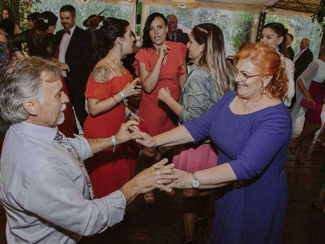 La boda de David y Esther en Argüeso, Cantabria 33