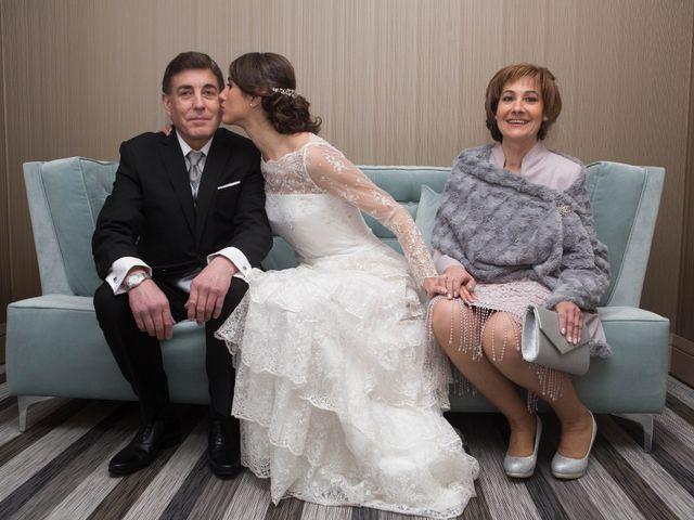 La boda de Diego y Leire en Algete, Madrid 28
