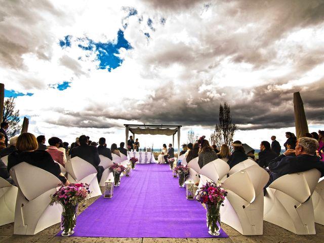 La boda de Diego y Leire en Algete, Madrid 33
