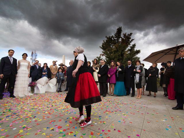 La boda de Diego y Leire en Algete, Madrid 35