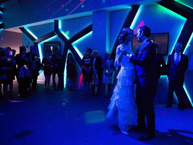 La boda de Diego y Leire en Algete, Madrid 41