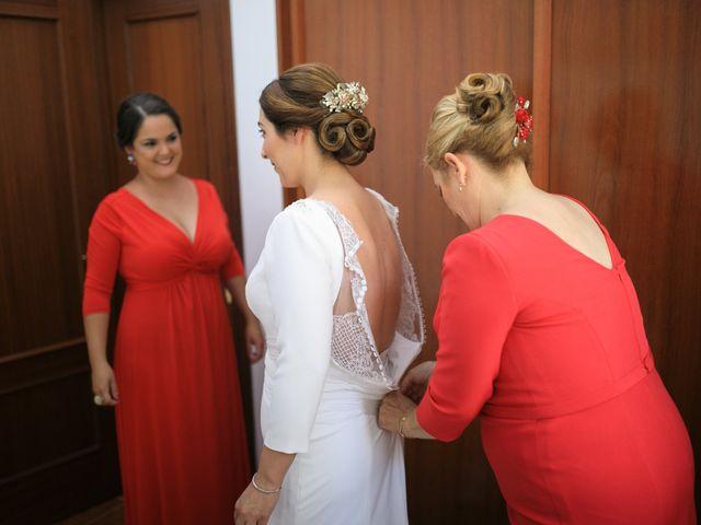 La boda de Elisa y Jorge en Alajar, Huelva 5