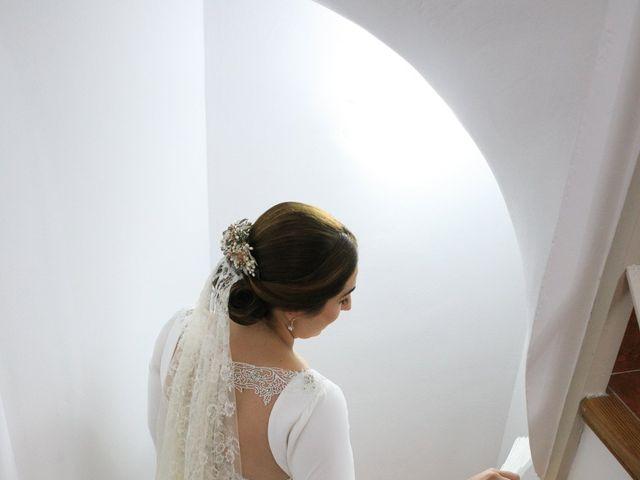 La boda de Elisa y Jorge en Alajar, Huelva 7