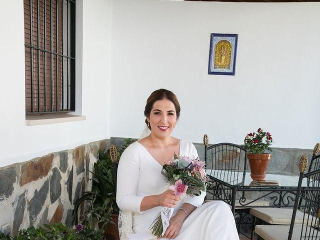La boda de Elisa y Jorge en Alajar, Huelva 8