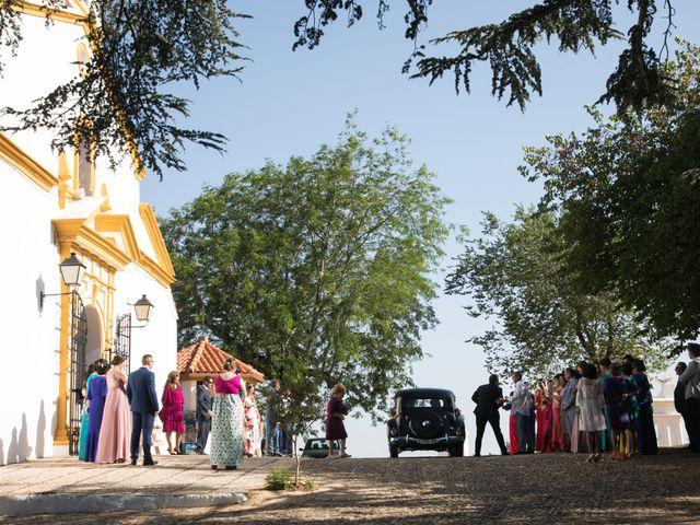 La boda de Elisa y Jorge en Alajar, Huelva 9