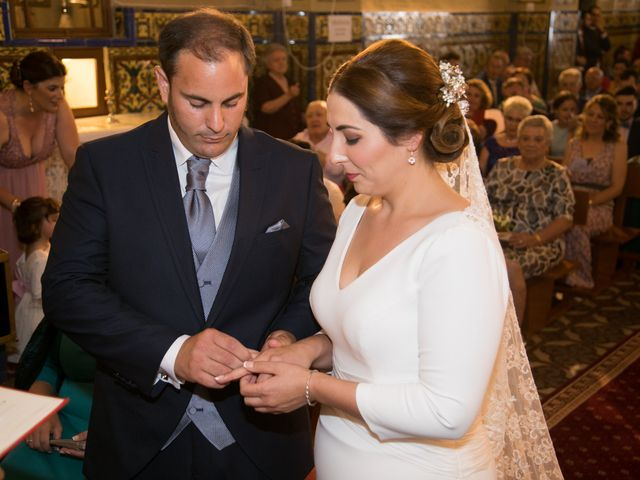 La boda de Elisa y Jorge en Alajar, Huelva 10
