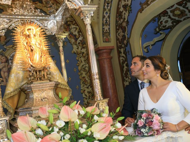 La boda de Elisa y Jorge en Alajar, Huelva 11