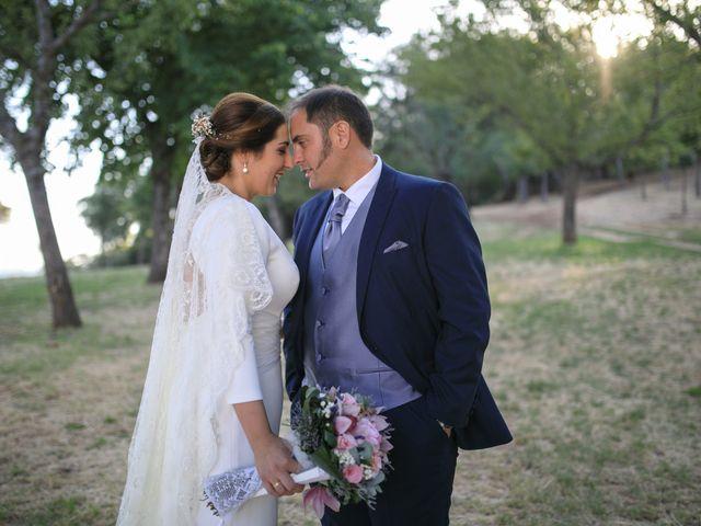 La boda de Elisa y Jorge en Alajar, Huelva 12