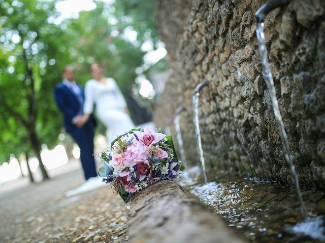 La boda de Elisa y Jorge en Alajar, Huelva 17